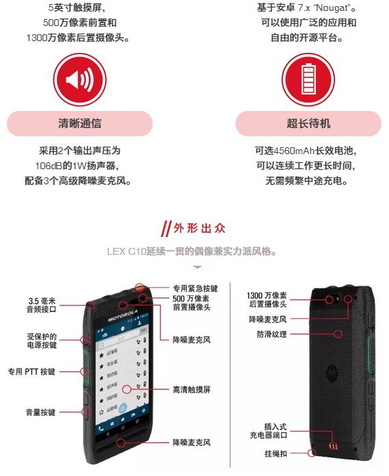 LEX C10,LEX C10 LTE宽带终端,摩托罗拉宽带终端