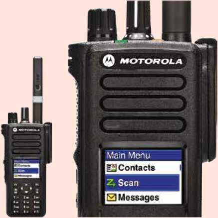 制造业无线对讲系统解决方案