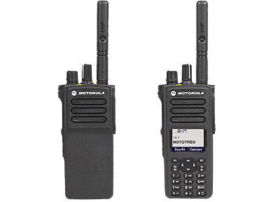 GP300D+系列对讲机-MOTOTRBO无线对讲系统