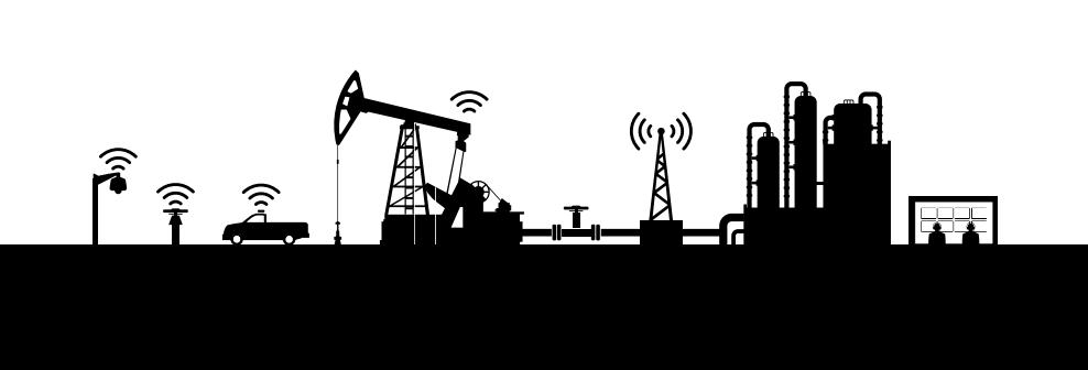数字无线对讲系统是数字油田的支柱