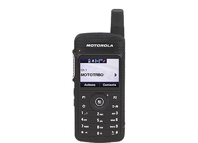 SL2K对讲机-MOTOTRBO无线对讲系统
