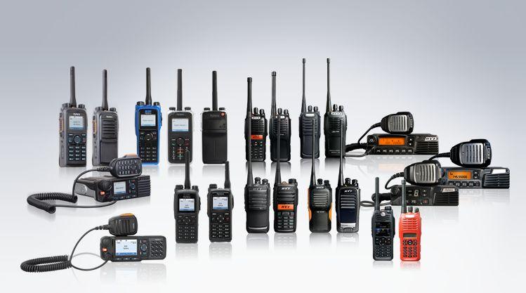 数字无线对讲机是未来无线对讲机发展的必然趋势