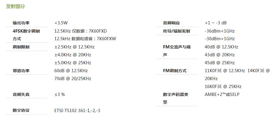 海能达防爆数字无线对讲机PD780 Ex